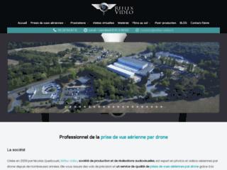 RÉFLEX VIDÉO - Prises de vues aériennes par drone - photo et vidéo - Rhône-Alpes