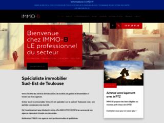 Détails : Agence immobilière Immo-B sur Ramonville-Saint-Agne