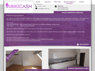 Agence immobilière IMMOCASH