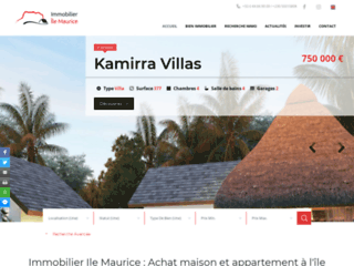 Immobilier Ile Maurice