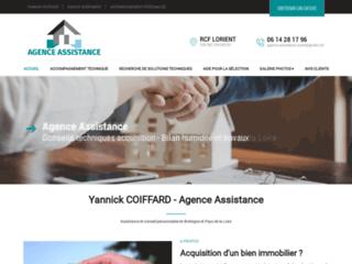 Agence Assistance, conseil et accompagnement choix immobiliers et travaux
