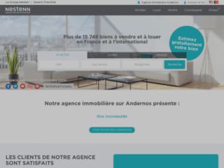 Agence immobilière Andernos