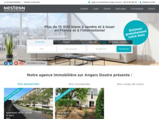 Agence immobilière Angers Doutre