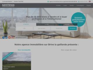 Agence immobilière Brive la Gaillarde