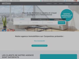 Agence immobilière Carpentras