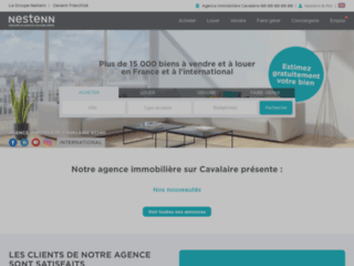 Agence immobilière Cavalaire