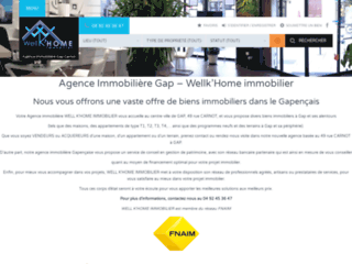 Well K'Home Immobilier Agence Immobilière