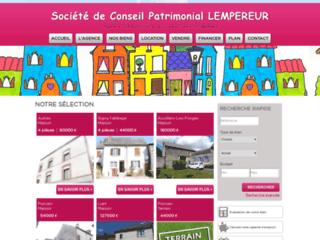 Agence immobilière Lempereur