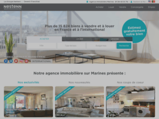 Agence immobilière Marines