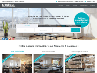 Agence immobilière Marseille 08