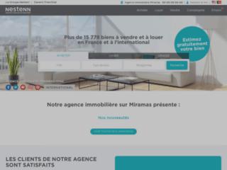 Agence immobilière Miramas