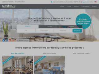 Agence immobilière Neuilly sur Seine