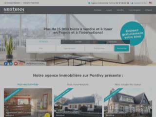 Agence immobilière Pontivy