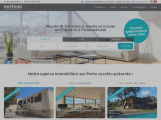 Agence immobilière Porto-Vecchio