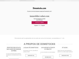 Détails : Immobilier Rabat