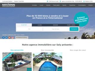 Agence immobilière Saly Sénégal