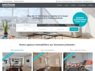 Agence immobilière Suresnes