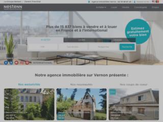 Agence immobilière Vernon