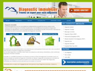 Détails : Diagnostic immobilier