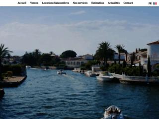 Détails : Immobilier & Propriétés: Villas, Appartements et Maisons à vendre à Ampuriabrava