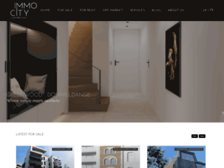 Immo City: immobilier neuf au Luxembourg