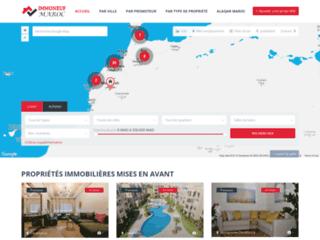 Site immobilière neuf au Maroc