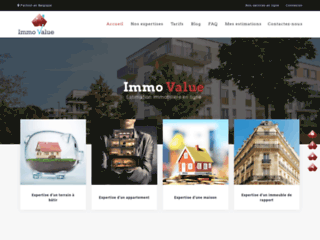 Détails : Immo Value, Expertise immobilière en ligne