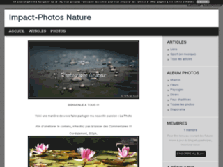 Impact photos Nature