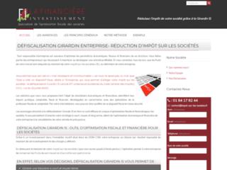 Détails : Immobilier et défiscalisation Girardin IS
