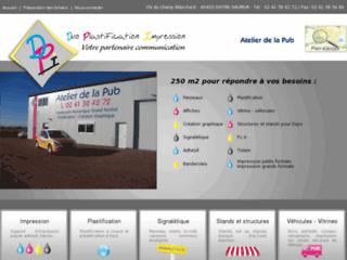 Détails : Impression numérique grand format Saumur