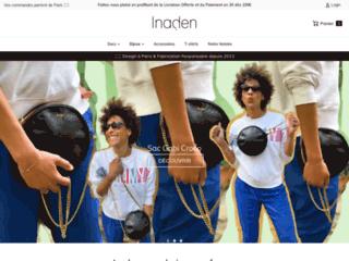 Inaden, marque de sacs en cuir et bijoux pour femme