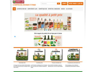 produits bio de suisses