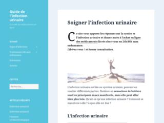Informations sur les infections urinaires