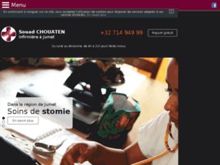 Détails : Madame Chouaten, infirmière à domicile