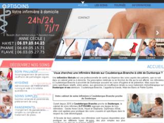 Détails : Infirmière à domicile à Dunkerque dans le Nord