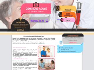 Détails : Infirmière à domicile Alès