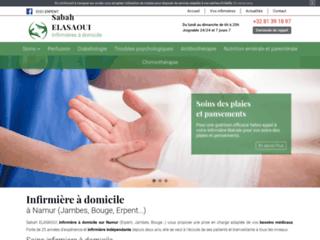 Infirmière libérale à Namur