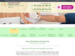 Infirmières à domicile à Nismes