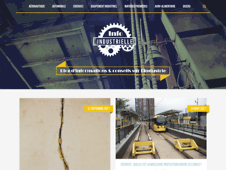 Blog d'informations industrielle