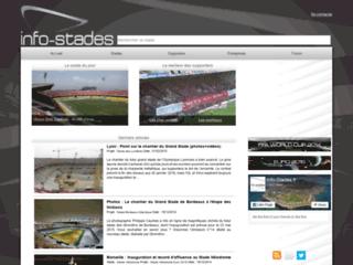 Info-Stades.fr