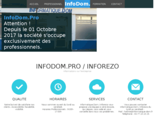 Infodom.pro