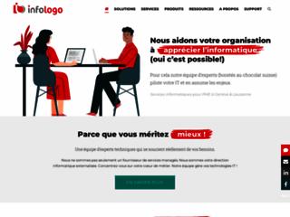 Infologo installation wifi