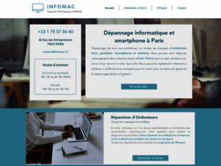 infomac - réparateur apple