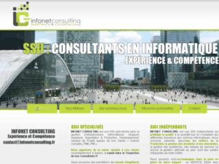 Détails : Consultant Informatique SSII - conseil informatique - Consulting informatique