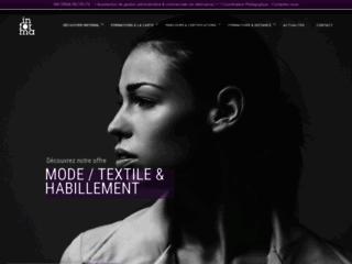 Détails : Formation professionnelle de mode dans le Nord (59)