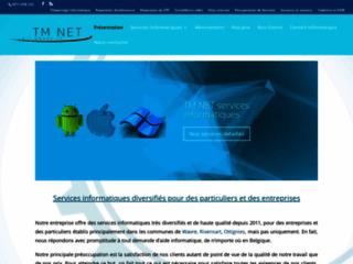 Détails : TM Net services informatiques de qualité