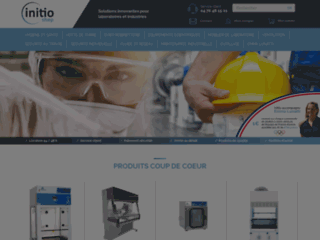 Initio Shop, pour acheter des équipements et consommables industriels