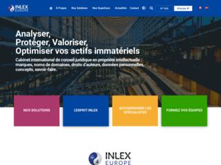 Détails : Conseil en propriété industrielle