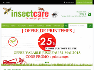 Vente répulsif insecticide origine végétale