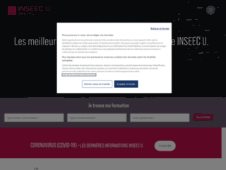 Détails : INSEEC Digital Institute
